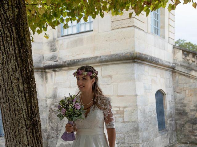 Le mariage de Hadrien et Elodie à Sceaux, Hauts-de-Seine 20