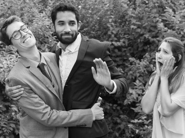 Le mariage de Hadrien et Elodie à Sceaux, Hauts-de-Seine 23