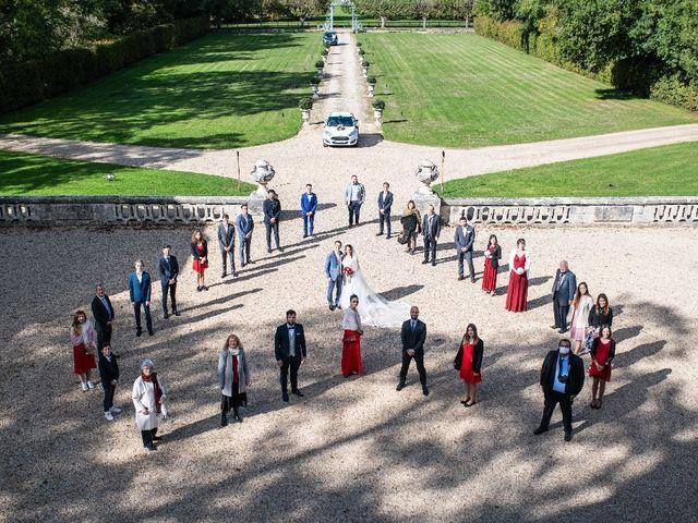 Le mariage de Guillaume  et Céline  à Nandy, Seine-et-Marne 1