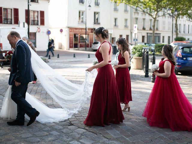 Le mariage de Guillaume  et Céline  à Nandy, Seine-et-Marne 14