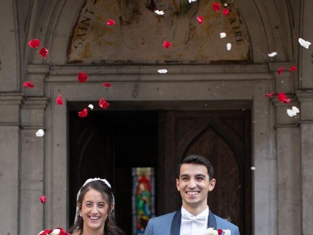 Le mariage de Guillaume  et Céline  à Nandy, Seine-et-Marne 16