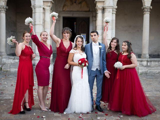 Le mariage de Guillaume  et Céline  à Nandy, Seine-et-Marne 18