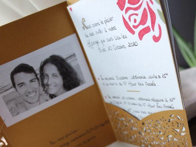 Le mariage de Guillaume  et Céline  à Nandy, Seine-et-Marne 55