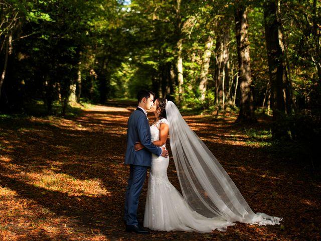 Le mariage de Guillaume  et Céline  à Nandy, Seine-et-Marne 60