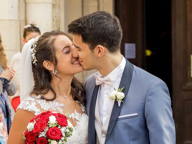 Le mariage de Guillaume  et Céline  à Nandy, Seine-et-Marne 64