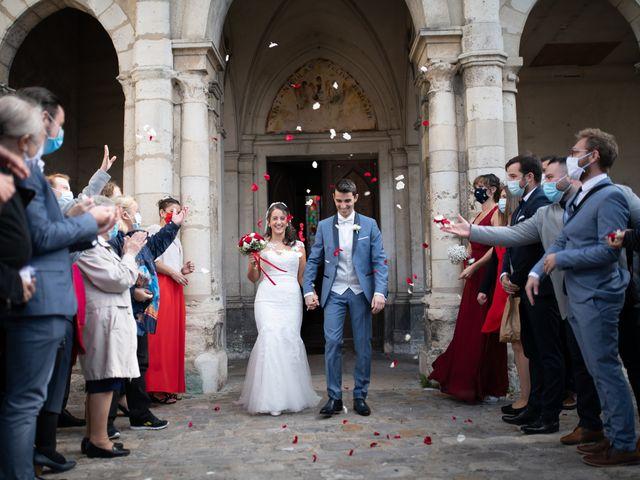 Le mariage de Guillaume  et Céline  à Nandy, Seine-et-Marne 75