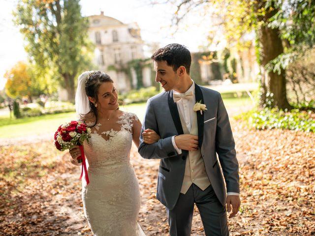 Le mariage de Guillaume  et Céline  à Nandy, Seine-et-Marne 77