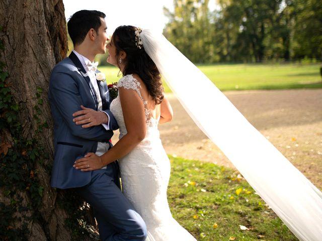 Le mariage de Guillaume  et Céline  à Nandy, Seine-et-Marne 83