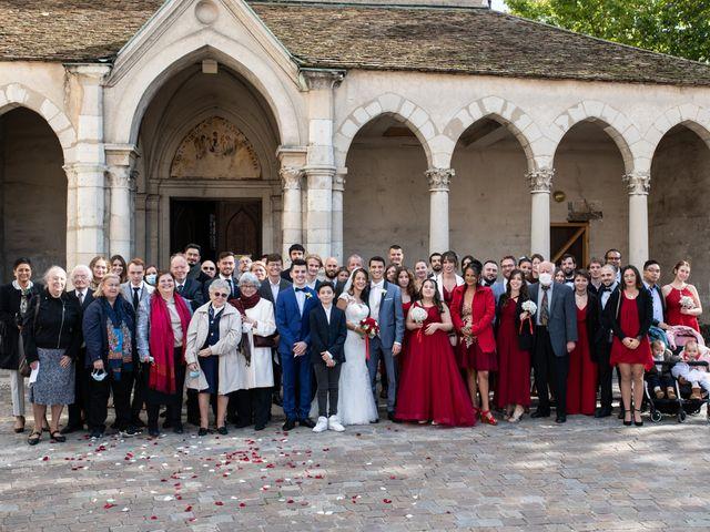 Le mariage de Guillaume  et Céline  à Nandy, Seine-et-Marne 101