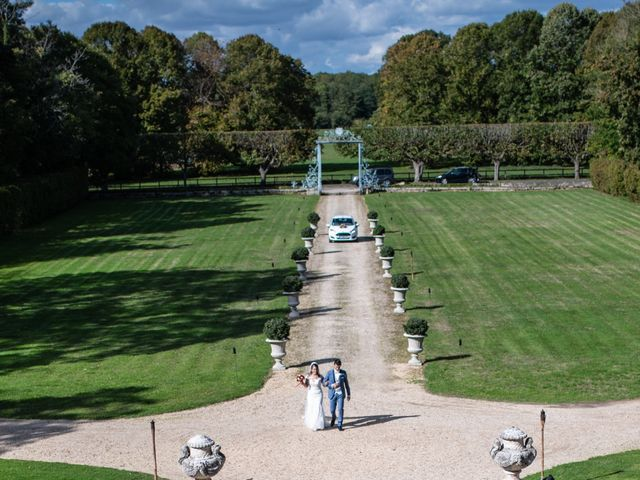 Le mariage de Guillaume  et Céline  à Nandy, Seine-et-Marne 102