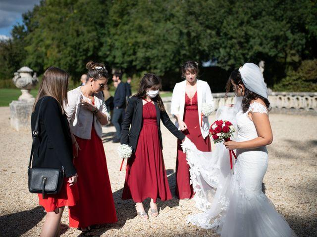 Le mariage de Guillaume  et Céline  à Nandy, Seine-et-Marne 103