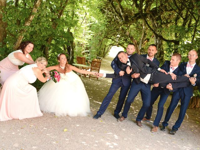Le mariage de Aurélien et Marjorie à Saint-Trivier-sur-Moignans, Ain 26