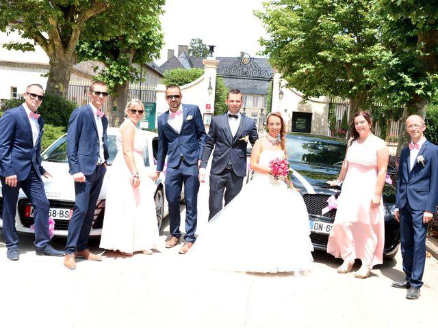 Le mariage de Aurélien et Marjorie à Saint-Trivier-sur-Moignans, Ain 32