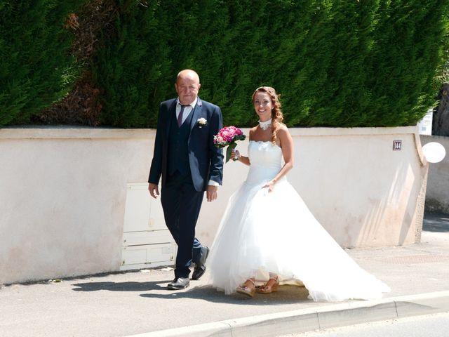 Le mariage de Aurélien et Marjorie à Saint-Trivier-sur-Moignans, Ain 34