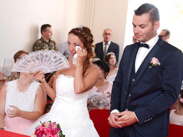 Le mariage de Aurélien et Marjorie à Saint-Trivier-sur-Moignans, Ain 39