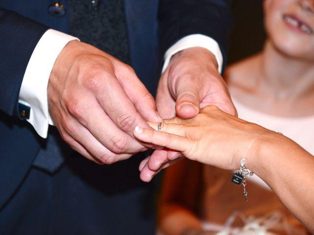 Le mariage de Aurélien et Marjorie à Saint-Trivier-sur-Moignans, Ain 45