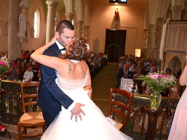 Le mariage de Aurélien et Marjorie à Saint-Trivier-sur-Moignans, Ain 46