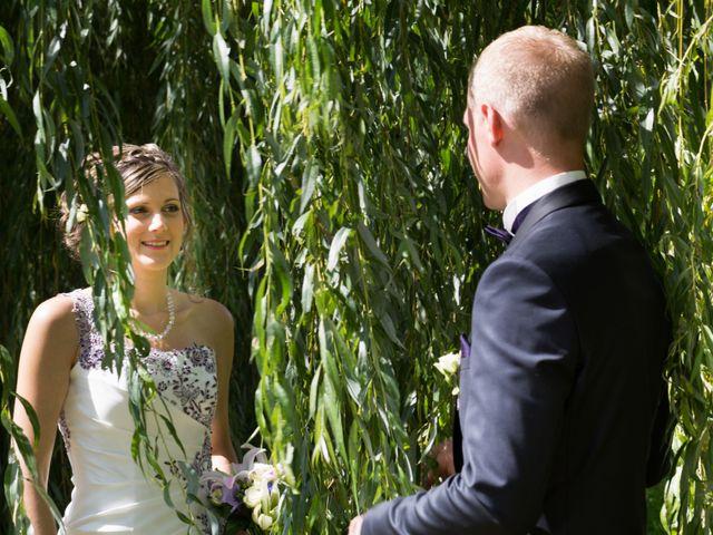 Le mariage de Luc-Marie et Marie à Circourt, Vosges 8