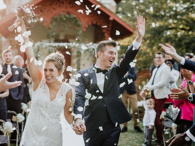 Le mariage de Petrina et Florent