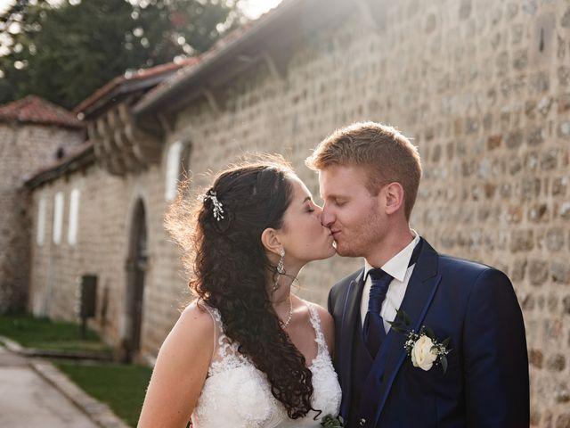 Le mariage de Romain et Justine à Saint-Genest-Malifaux, Loire 12