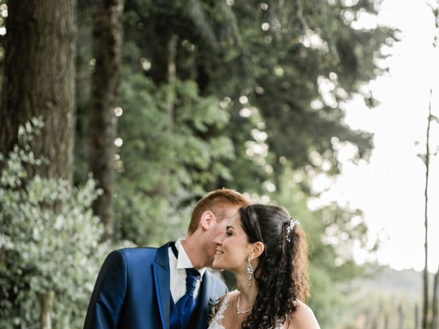 Le mariage de Romain et Justine à Saint-Genest-Malifaux, Loire 16
