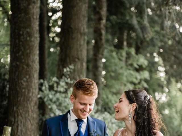 Le mariage de Romain et Justine à Saint-Genest-Malifaux, Loire 17