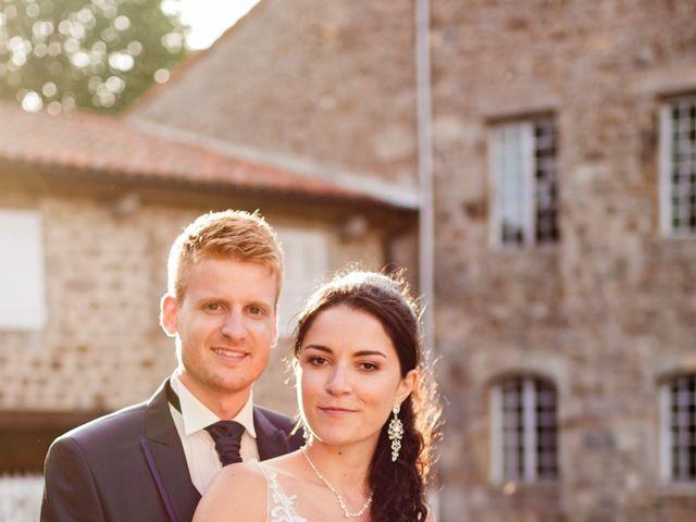Le mariage de Romain et Justine à Saint-Genest-Malifaux, Loire 19
