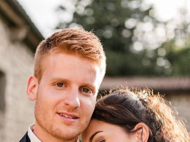 Le mariage de Romain et Justine à Saint-Genest-Malifaux, Loire 21