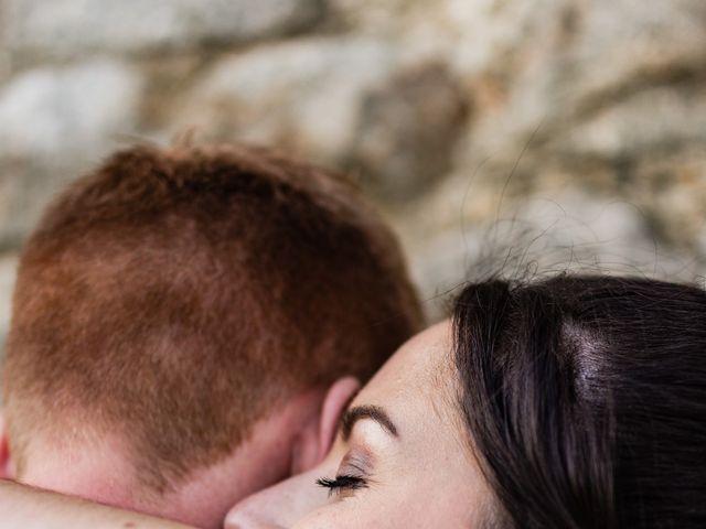 Le mariage de Romain et Justine à Saint-Genest-Malifaux, Loire 23