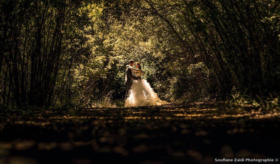 Le mariage de Nicolas et Stéphanie à Ouveillan, Aude