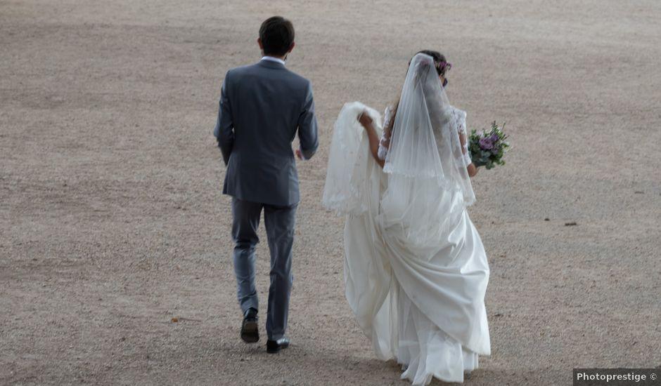 Le mariage de Hadrien et Elodie à Sceaux, Hauts-de-Seine