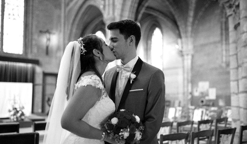 Le mariage de Guillaume  et Céline  à Nandy, Seine-et-Marne
