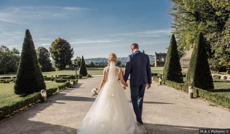 Le mariage de Emmanuel et Annabelle à Moirans, Isère