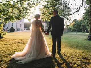 Le mariage de Marine et Elie