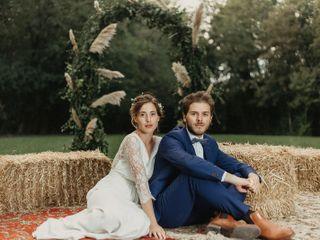 Le mariage de Victoire et Thomas