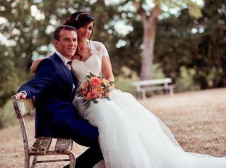 Le mariage de Ines et Thomas