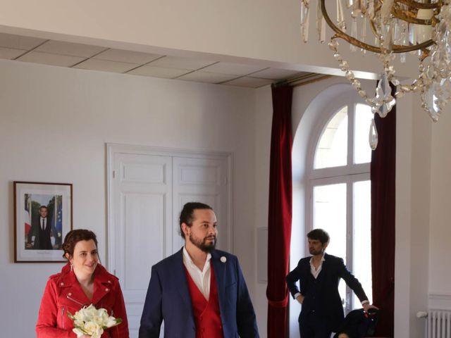 Le mariage de Guillaume et Karine à Jouy-le-Moutier, Val-d'Oise 36