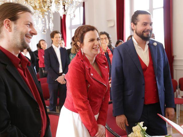 Le mariage de Guillaume et Karine à Jouy-le-Moutier, Val-d'Oise 41