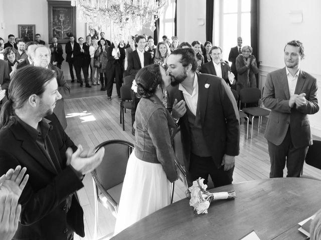 Le mariage de Guillaume et Karine à Jouy-le-Moutier, Val-d'Oise 42