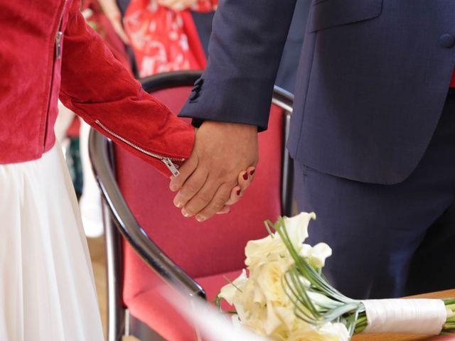 Le mariage de Guillaume et Karine à Jouy-le-Moutier, Val-d'Oise 43
