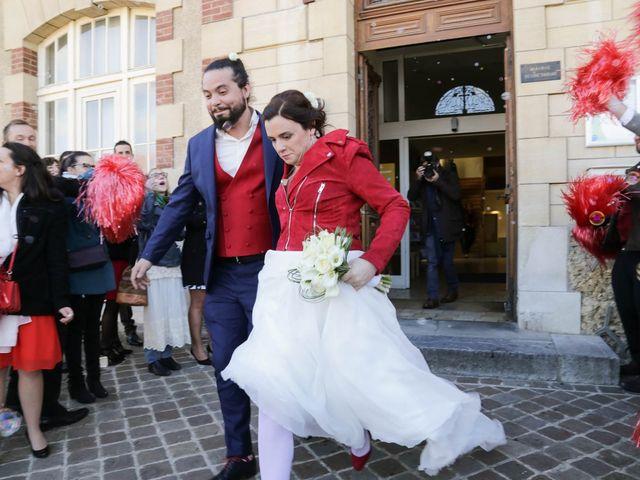 Le mariage de Guillaume et Karine à Jouy-le-Moutier, Val-d'Oise 50