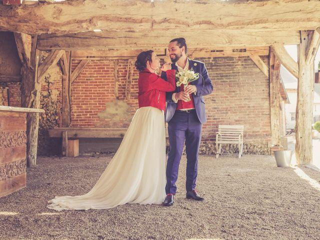 Le mariage de Guillaume et Karine à Jouy-le-Moutier, Val-d'Oise 56