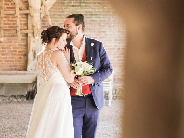 Le mariage de Guillaume et Karine à Jouy-le-Moutier, Val-d'Oise 58