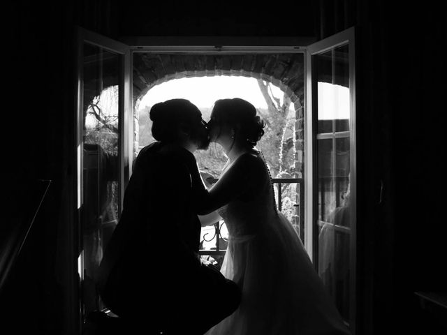 Le mariage de Guillaume et Karine à Jouy-le-Moutier, Val-d'Oise 61