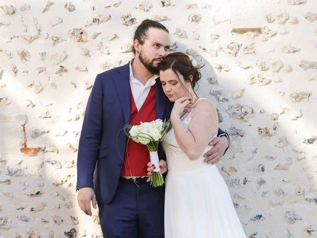 Le mariage de Guillaume et Karine à Jouy-le-Moutier, Val-d'Oise 65