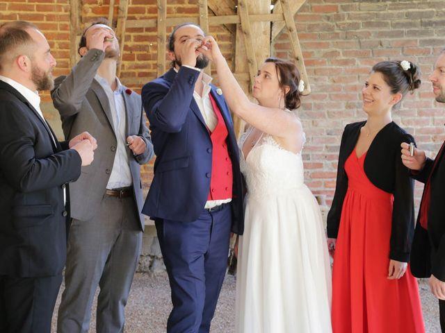 Le mariage de Guillaume et Karine à Jouy-le-Moutier, Val-d'Oise 70