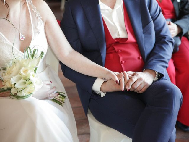 Le mariage de Guillaume et Karine à Jouy-le-Moutier, Val-d'Oise 75