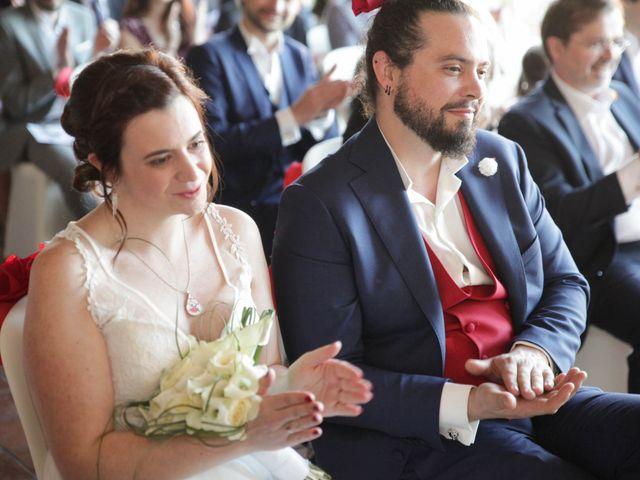 Le mariage de Guillaume et Karine à Jouy-le-Moutier, Val-d'Oise 77