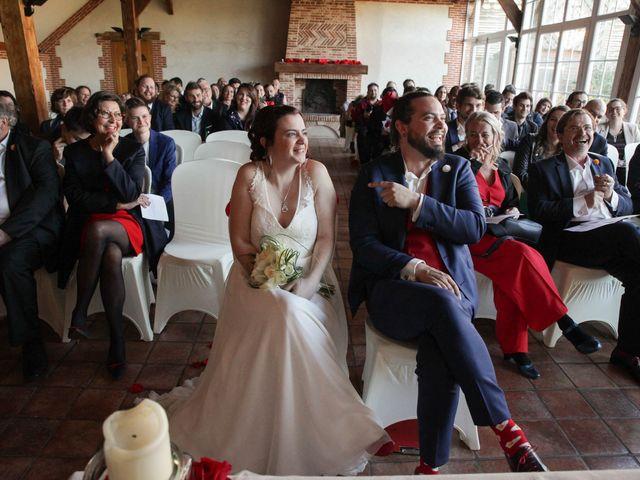 Le mariage de Guillaume et Karine à Jouy-le-Moutier, Val-d'Oise 83