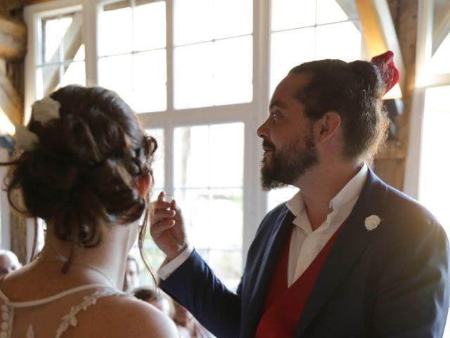 Le mariage de Guillaume et Karine à Jouy-le-Moutier, Val-d'Oise 93
